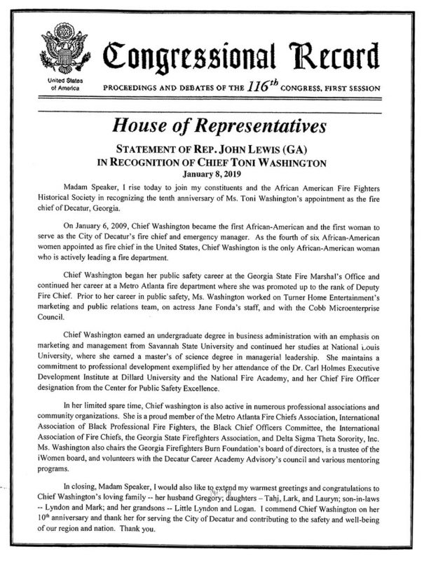 The Congressional Record